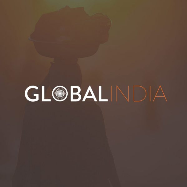 Global India Website & Logo
