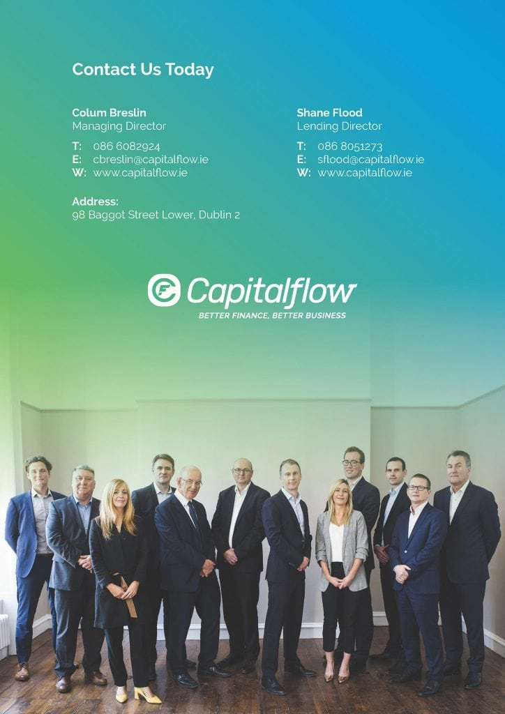 Capitalflow A4 Flyer Side 02
