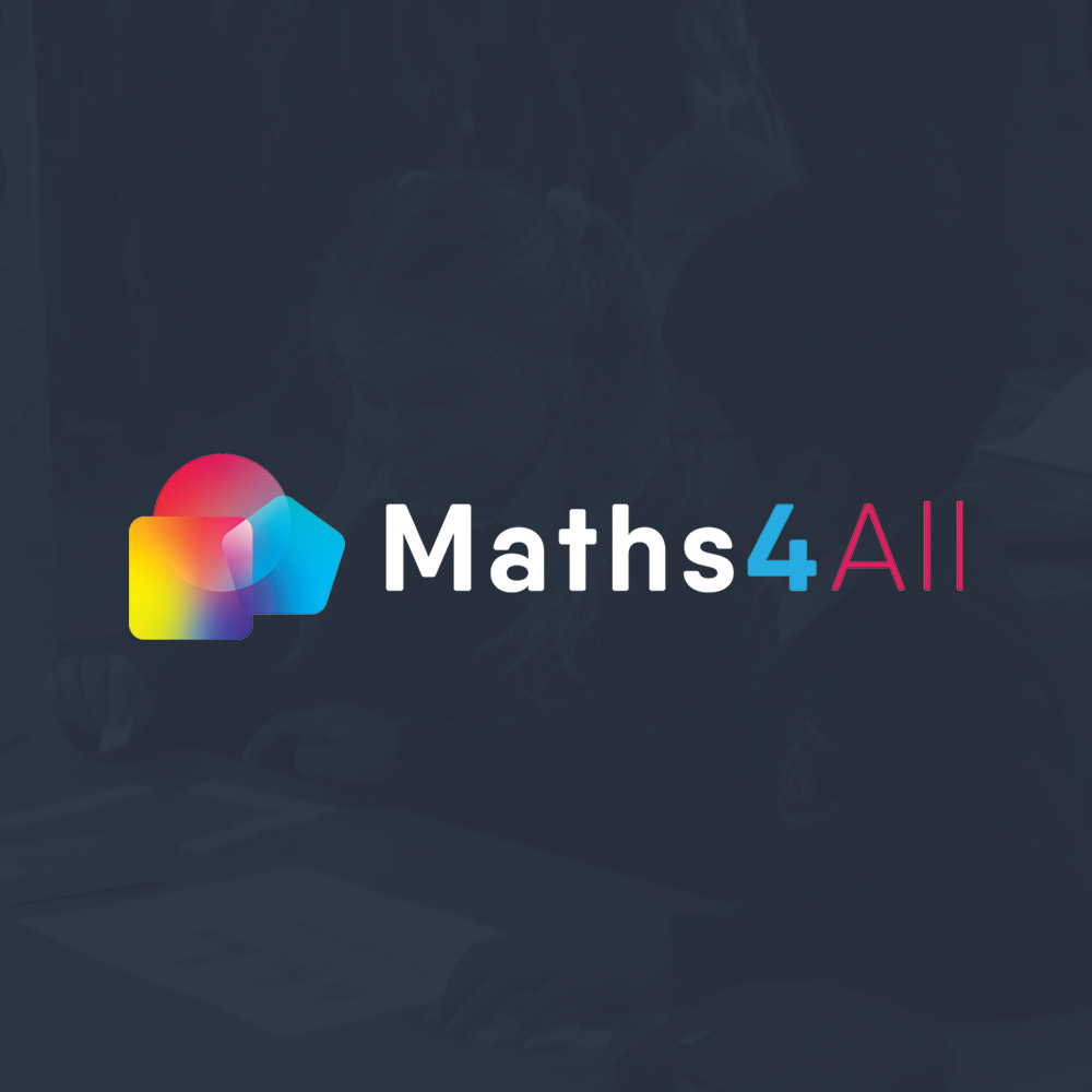 Maths4all Website & Logo